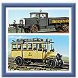 Weinert Schienen-LKW + Busse