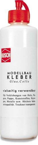 Mehr Details und Kaufen von Kleber für Styroplast-Gleisbettungen und Schotter, 250g  | günstig bestellen bei Weinert-Bauteile
