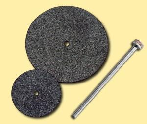 Trennscheiben Ø 22 + 37 mm + Dorn   | günstig bestellen bei Weinert-Bauteile