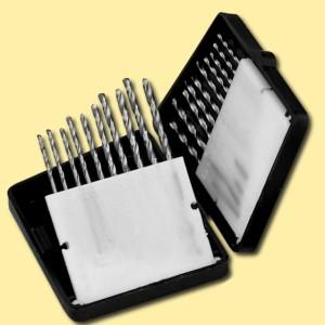 HSS-Bohrerset Ø 0,3 - 1,2 mm in der praktischen Bohrerkassette  - 20-teilig | günstig bestellen bei Weinert-Bauteile