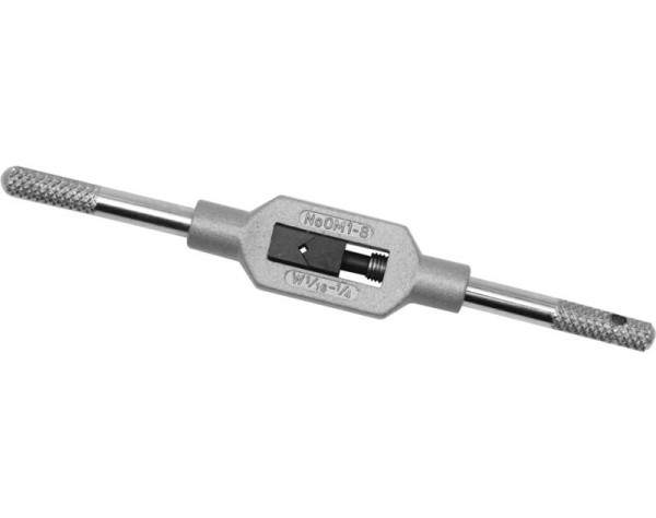 Mehr Details und Kaufen von Windeisen, verstellbar, für Gewindebohrer M1,0 - M8  | günstig bestellen bei Weinert-Bauteile