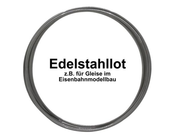 Lot für Edelstahl VA-LOT 1m - Ø1 mm  | günstig bestellen bei Weinert-Bauteile