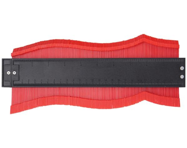 Konturenlehre magnetisch, 260mm lang  | günstig bestellen bei Weinert-Bauteile