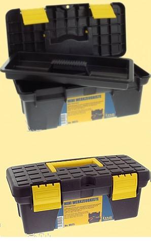 Mini-Werkzeugkiste   - für viele Verwendungszwecke | günstig bestellen bei Weinert-Bauteile