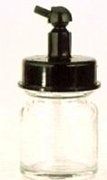 Siphonflasche für alle Aztek Airbrush 33mm - 20ccm Inhalt | günstig bestellen bei Weinert-Bauteile