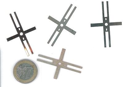 Achsschleifer für Wagenbeleuchtungen, geeignet für H0, TT und N, 10 Stück  | günstig bestellen bei Weinert-Bauteile