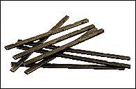 Holzschwellen für den Gleisbau,L=124mm, 10 Stück - Peco  | günstig bestellen bei Weinert-Bauteile