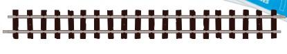 H0e Gleis gerade, L=174mm, 4 Stück - Peco ST411  | günstig bestellen bei Weinert-Bauteile