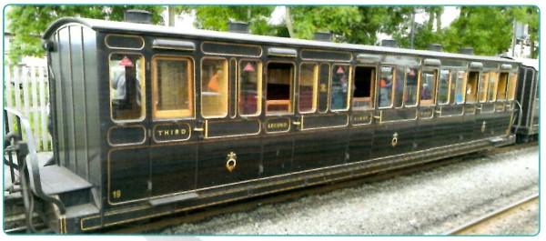 H0e Ffestiniog Railway Bowsider-Wagen - Peco  | günstig bestellen bei Weinert-Bauteile