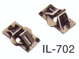 Spur 0 Code 124 Schienenstühlchen für den Gleisbau Beutel mit ca. 100 Stück | günstig bestellen bei Weinert-Bauteile