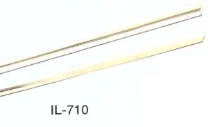 Mehr Details und Kaufen von Spur 0 Code 143 - Weichenzungen - Peco IL710 1 Paar | günstig bestellen bei Weinert-Bauteile