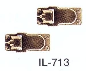 Mehr Details und Kaufen von Spur 0 Code 143 - Schienenstühlchen für Weichen - Peco IL713 Beutel mit ca. 48 Stück | günstig bestellen bei Weinert-Bauteile