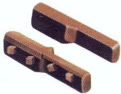 Spur 0 - Übergangsstücke zur optischen Anpassung von Code 143- an 124-Profile - Peco IL717 Beutel mit 48 Stück | günstig bestellen bei Weinert-Bauteile