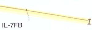 Mehr Details und Kaufen von Spur 0 Code 143 - Neusilber Schienenprofil, Länge 914 mm - Peco IL7FB 6 Stück | günstig bestellen bei Weinert-Bauteile