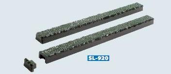 Mehr Details und Kaufen von IIm(G) Code 250 - Holzschwellen mit Endstücken, 12 Stück - Peco IL920  | günstig bestellen bei Weinert-Bauteile