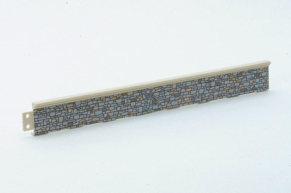 Bahnsteigkanten Naturstein, 5 Stück, H=1,9cm  - Peco LK61  - auch als Laderampe verwendbar   günstig bestellen bei Weinert-Bauteile