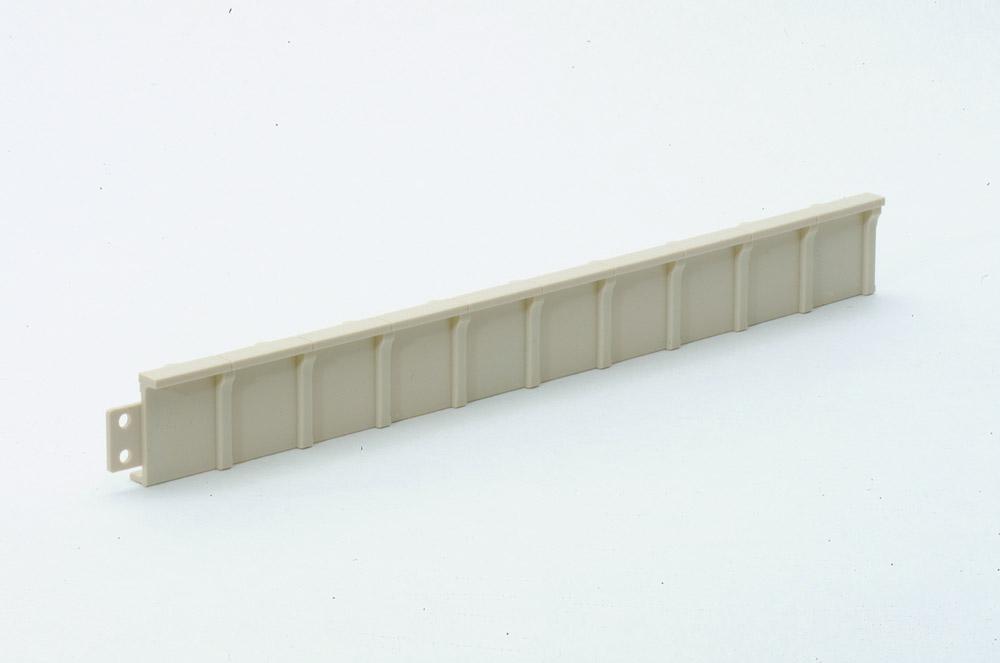 Bahnsteigkanten Beton, 5 Stück, H=1,9cm  - Peco LK62  - auch als Laderampe verwendbar   günstig bestellen bei Weinert-Bauteile