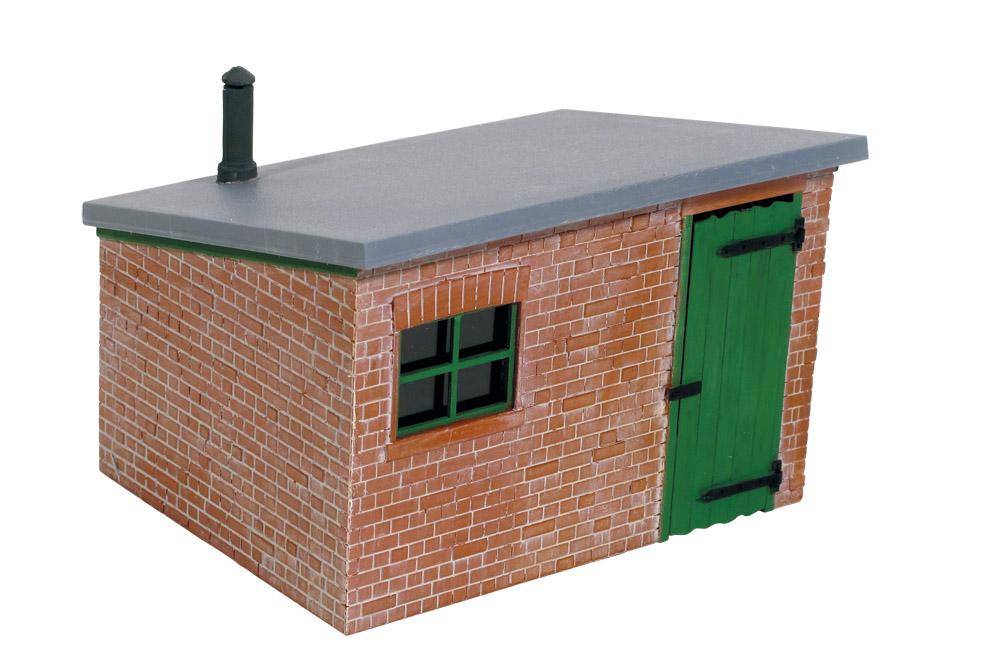 1:45 Hütte aus Ziegelstein - Peco LK705    günstig bestellen bei Weinert-Bauteile