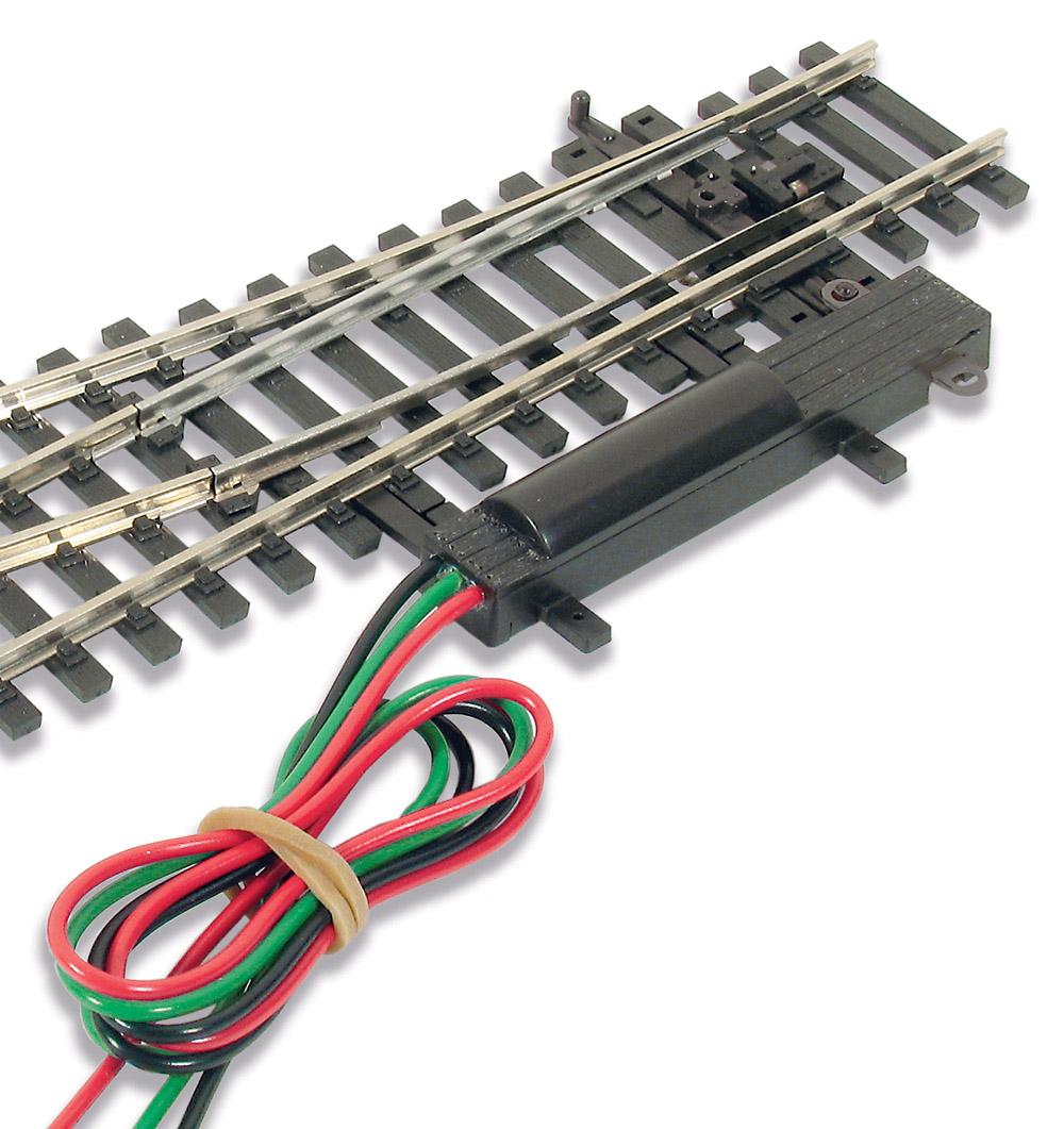 Weichenantrieb für Oberflurmontage an Setrack oder Streamline-Weichen - PL11  | günstig bestellen bei Weinert-Bauteile
