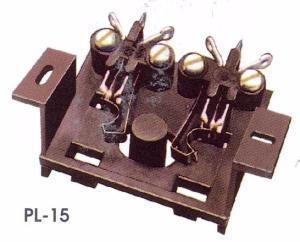 Weichenantrieb, Doppelschalter - Peco PL15 für Herzstückpolarisierung etc. | günstig bestellen bei Weinert-Bauteile