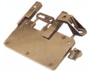 Adapter zum Antrieb von Peco Weichen mit LGB und Piko G Weichenantrieben - Peco  | günstig bestellen bei Weinert-Bauteile