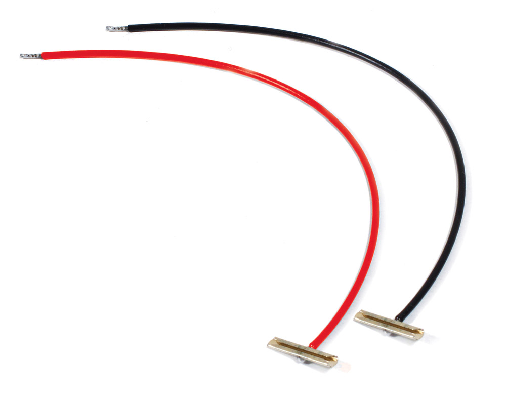 Anschlusskabel mit Schienenverbinder, 4 Paar - Peco PL82 - passend zu Code55 und Code 80 | günstig bestellen bei Weinert-Bauteile