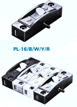 Mehr Details und Kaufen von Schalter mit Momentkontakt für Weichen und Entkuppler, weiss 3 Stück zum Sparpreis! | günstig bestellen bei Weinert-Bauteile