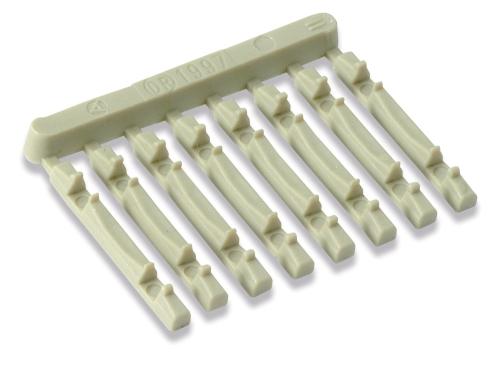 N Code 55 - Schwellenendstück für Betonschwellen - Peco Beutel mit 24 Stück | günstig bestellen bei Weinert-Bauteile