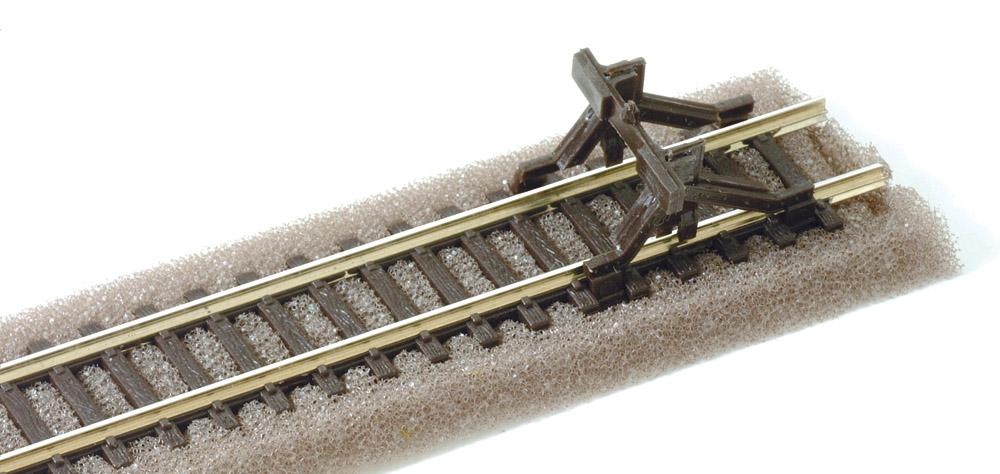 N Code 80 - Stahlprofil-Prellbock, 2 Stück - Peco SL340  | günstig bestellen bei Weinert-Bauteile