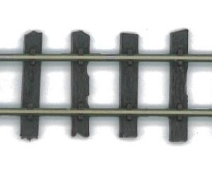 H0e Flex-Gleis mit ungleichmäßigen Holzschwellen, L=914mm - Peco SL400  - Packung mit 4 Stück | günstig bestellen bei Weinert-Bauteile