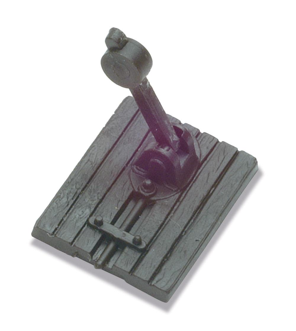 H0e Weichen-Handstellhebel, 2 Stück - Peco SL428 Stellhebel ohne Funktion | günstig bestellen bei Weinert-Bauteile