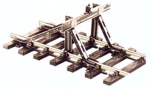 Spur 0 Code 124 Prellbock, Stahlprofilausführung  | günstig bestellen bei Weinert-Bauteile