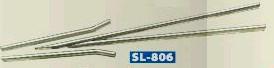 Mehr Details und Kaufen von Code 200 Herzstückspitzen und Radlenker, 1 Set - Peco  - Code 200 = 5,08mm hoch | günstig bestellen bei Weinert-Bauteile
