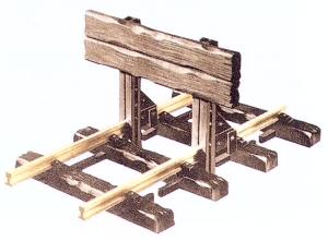 Mehr Details und Kaufen von IIm(G) Code 250 - Prellbock, Stahlprofilausführung - Peco  | günstig bestellen bei Weinert-Bauteile