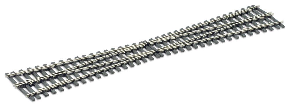 Spur 0 Code 124 Kreuzung 8°, L=584mm - Peco SLE794BH  | günstig bestellen bei Weinert-Bauteile