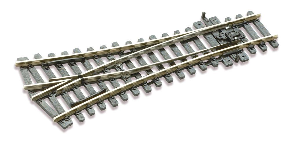 Mehr Details und Kaufen von H0 Code 100 24° Y-Weiche ; Länge 148 mm - Peco SLE97 Kleiner Radius610 mm | günstig bestellen bei Weinert-Bauteile