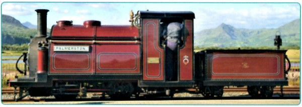 H0e Ffestiniog Railway 0-4-0TT Small England - Peco in Kooperation mit Kato  | günstig bestellen bei Weinert-Bauteile