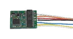 DCC + Motorola Lokdecoder mit 8-pol.Stecker (NEM652) – Uhlenbrock    günstig bestellen bei Weinert-Bauteile