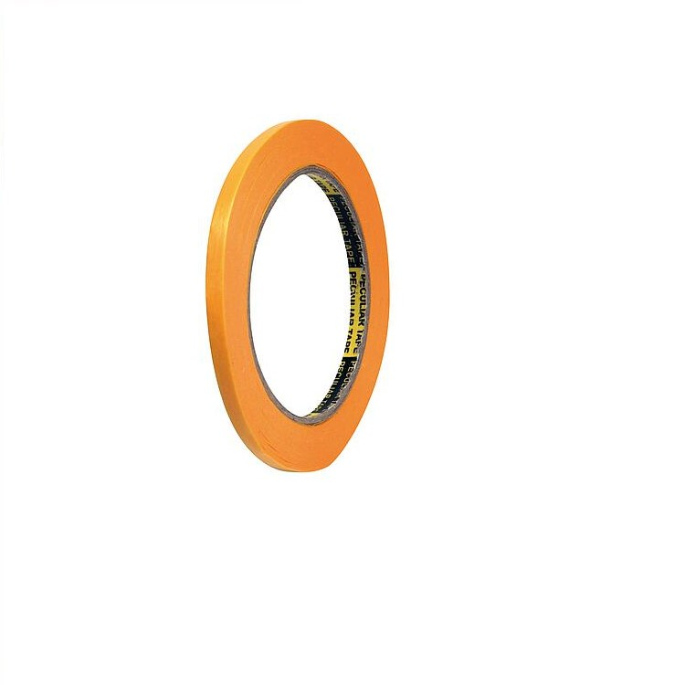 Abklebeband - Maskierband, 3mm breit, 18m  | günstig bestellen bei Weinert-Bauteile