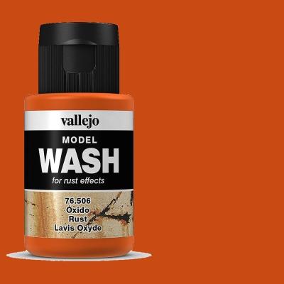 Alterungsfarbe Rostorange mittel - Vallejo Washes  - für  Rost | günstig bestellen bei Weinert-Bauteile