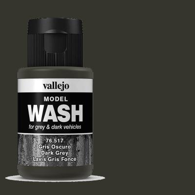 Alterungsfarbe grau dunkel  - Vallejo Washes  | günstig bestellen bei Weinert-Bauteile