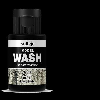 Alterungsfarbe schwarz - Vallejo Washes  | günstig bestellen bei Weinert-Bauteile