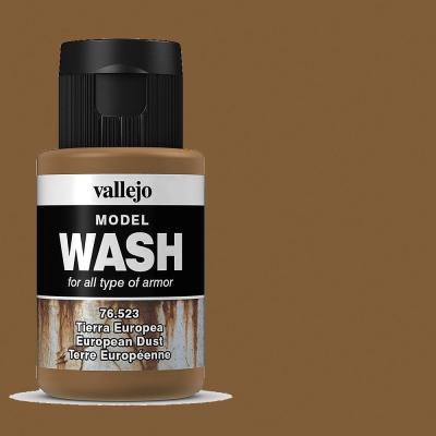 Alterungsfarbe Staub braun - Vallejo Washes  | günstig bestellen bei Weinert-Bauteile