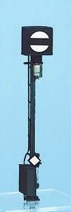 Spur 0 Gleissperrsignal DB-DRG-SBB, beleuchtet, Bausatz- Weinert 2506  | günstig bestellen bei Weinert-Bauteile