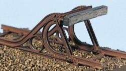 Spur 0 Prellbock Länderbahn Messingguss, Bausatz- Weinert 2533  | günstig bestellen bei Weinert-Bauteile