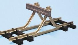 Spur 0e Prellbock, Messingguss, Bausatz- Weinert 2545  | günstig bestellen bei Weinert-Bauteile