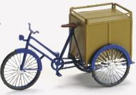 TT Lastenfahrrad mit Lademöglichkeit hinten, Messing-Ätzteil - Weinert 5832  | günstig bestellen bei Weinert-Bauteile