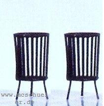 N Korb für glühende Kohle, Messing-Ätzteil, 4 Stück- Weinert 69523  | günstig bestellen bei Weinert-Bauteile