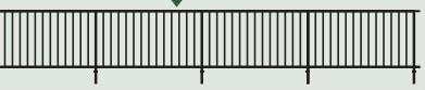 Spur 0 Gitter für Brücken, L=84cm - Weinert 25672  | günstig bestellen bei Weinert-Bauteile