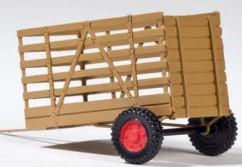 Spur 0 Einachs-Anhänger für Viehtransport - Weinert 25681  | günstig bestellen bei Weinert-Bauteile
